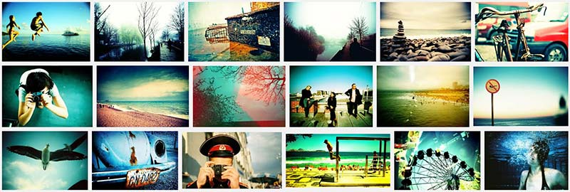 What is lomography