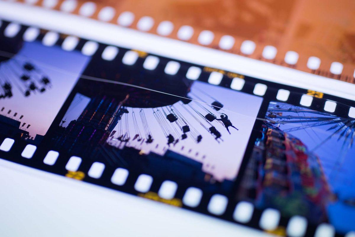 E6 Slide Film