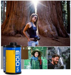 Learn about Slide Film for Portraits