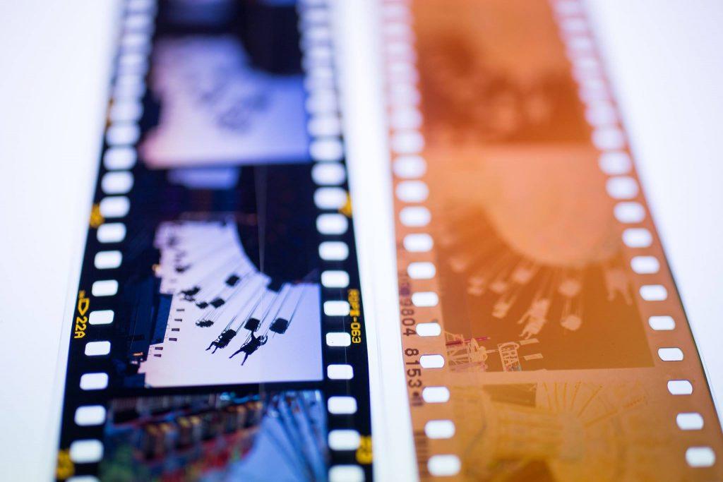 C-41Color Negative Film and E6 Slide Film