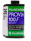 Fujifilm-Fujichrome-Provia-film