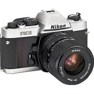 Nikon FM series