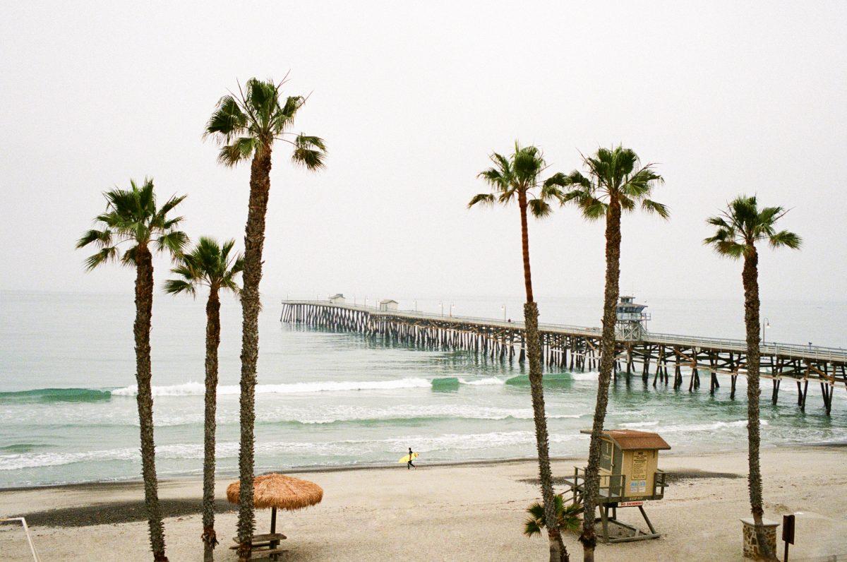 San Clemente pier pic