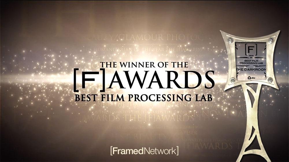 Voted Best Film Lab