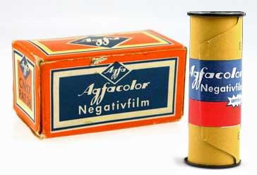 Agfacolor CN17 120 Film