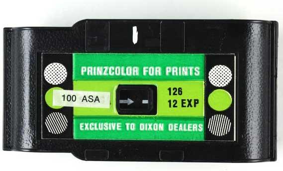 Prinzcolor, 126 film