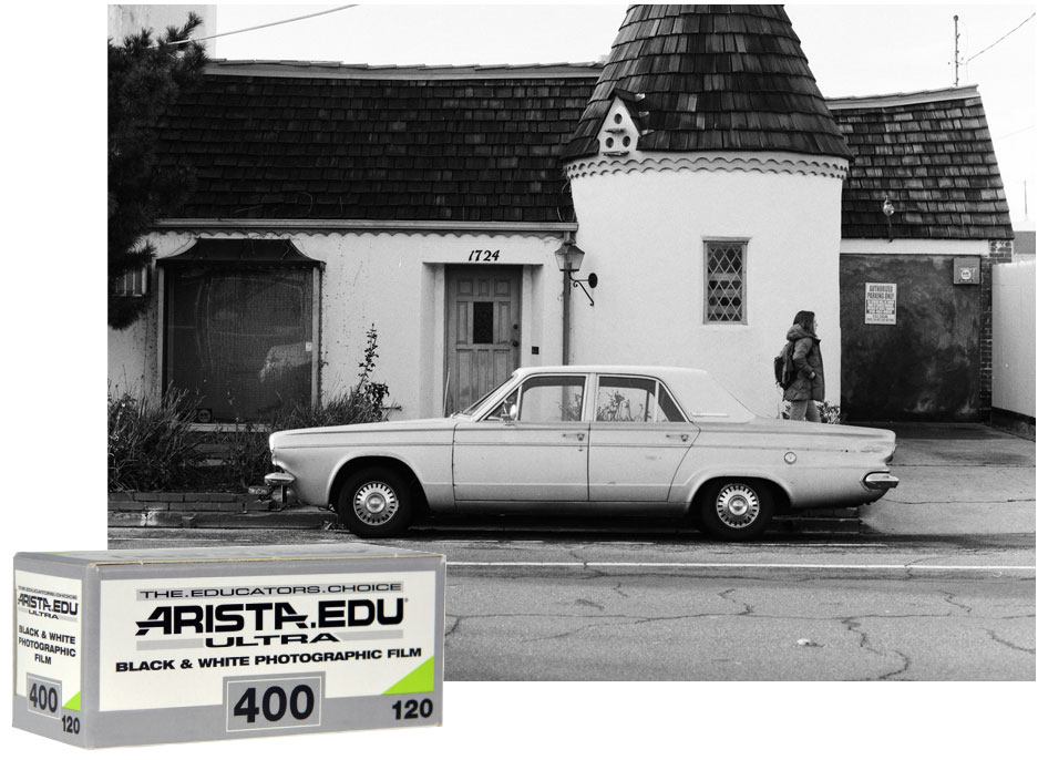 Arista Edu Ultra 400 Film