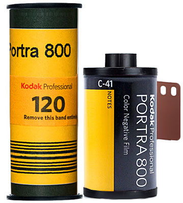 Portra 800