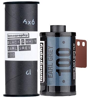 Lomography Earl Grey 100 35mm 120 film