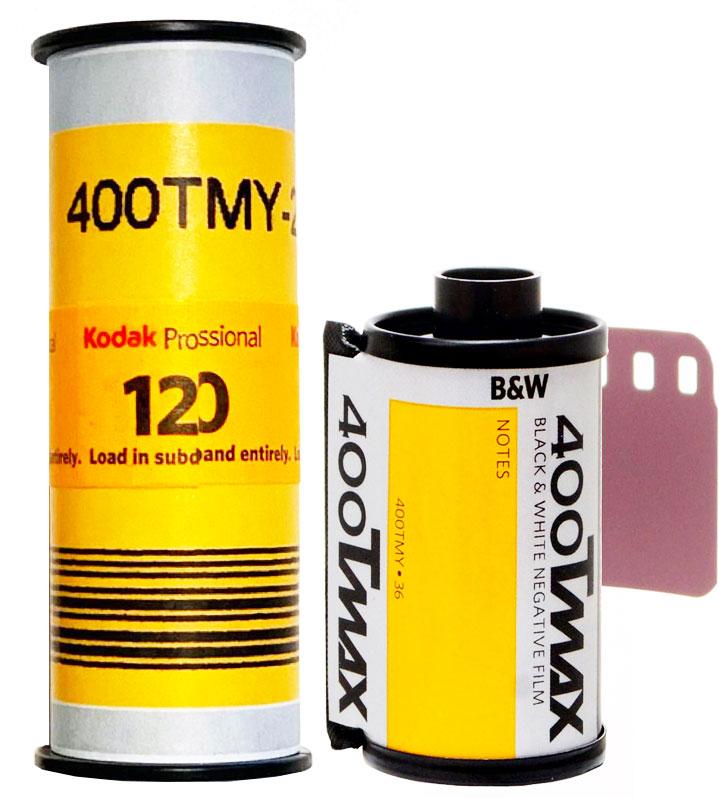 Kodak TMAX 400 35mm 120 film