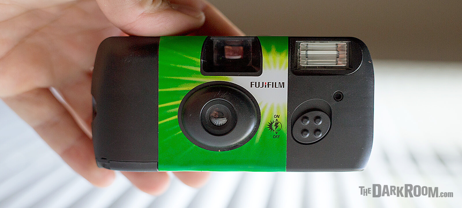 Fujifilm QuickSnap Disposable Camera