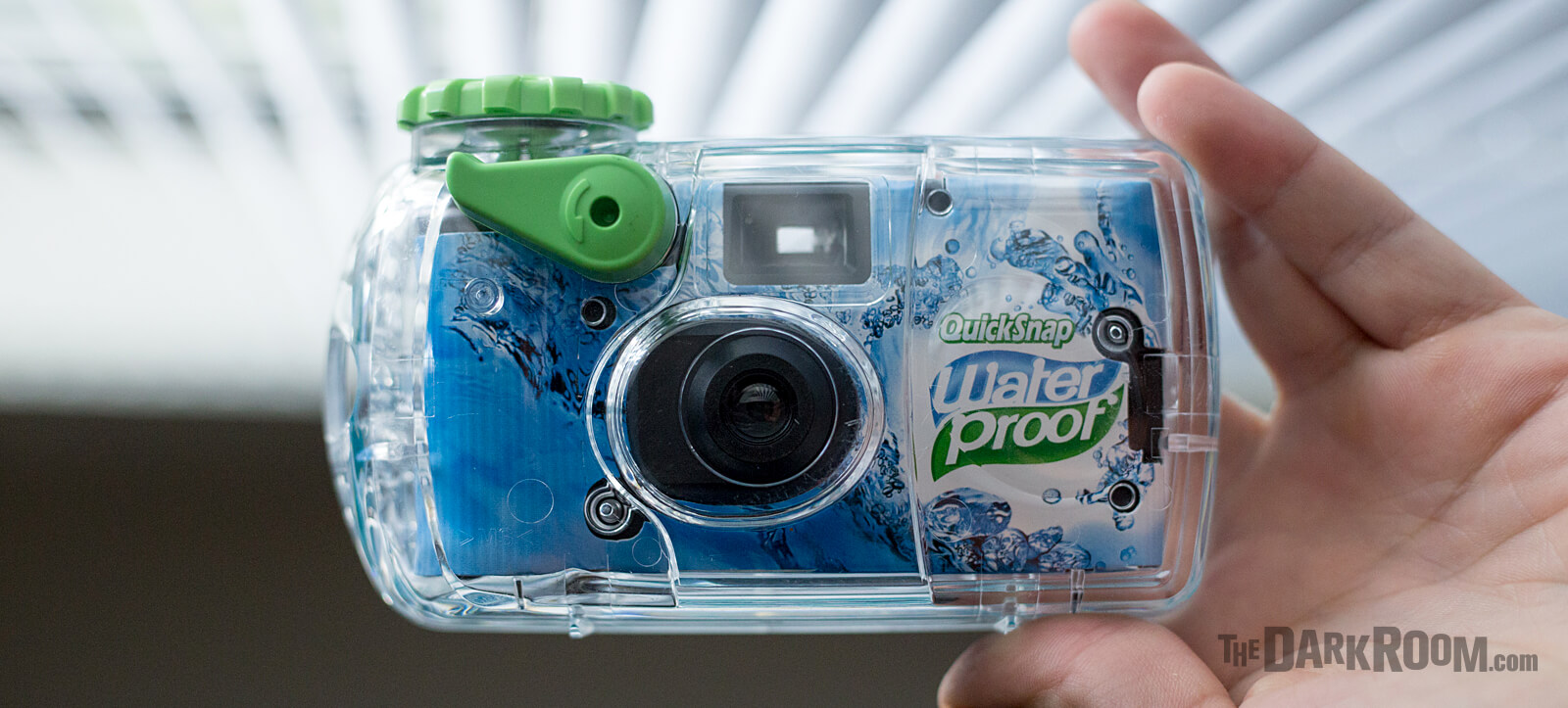 FujiFilm Waterproof Quick Snap Disposable Camera