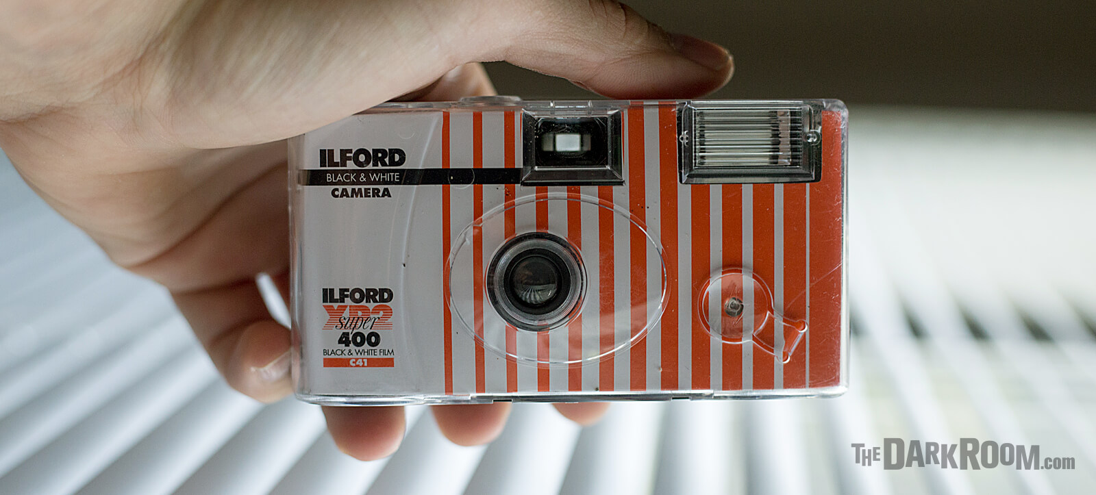 Ilford XP2 Single Use Disposable Camera