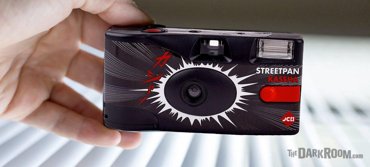 JCH StreetPan Kassha Disposable Camera