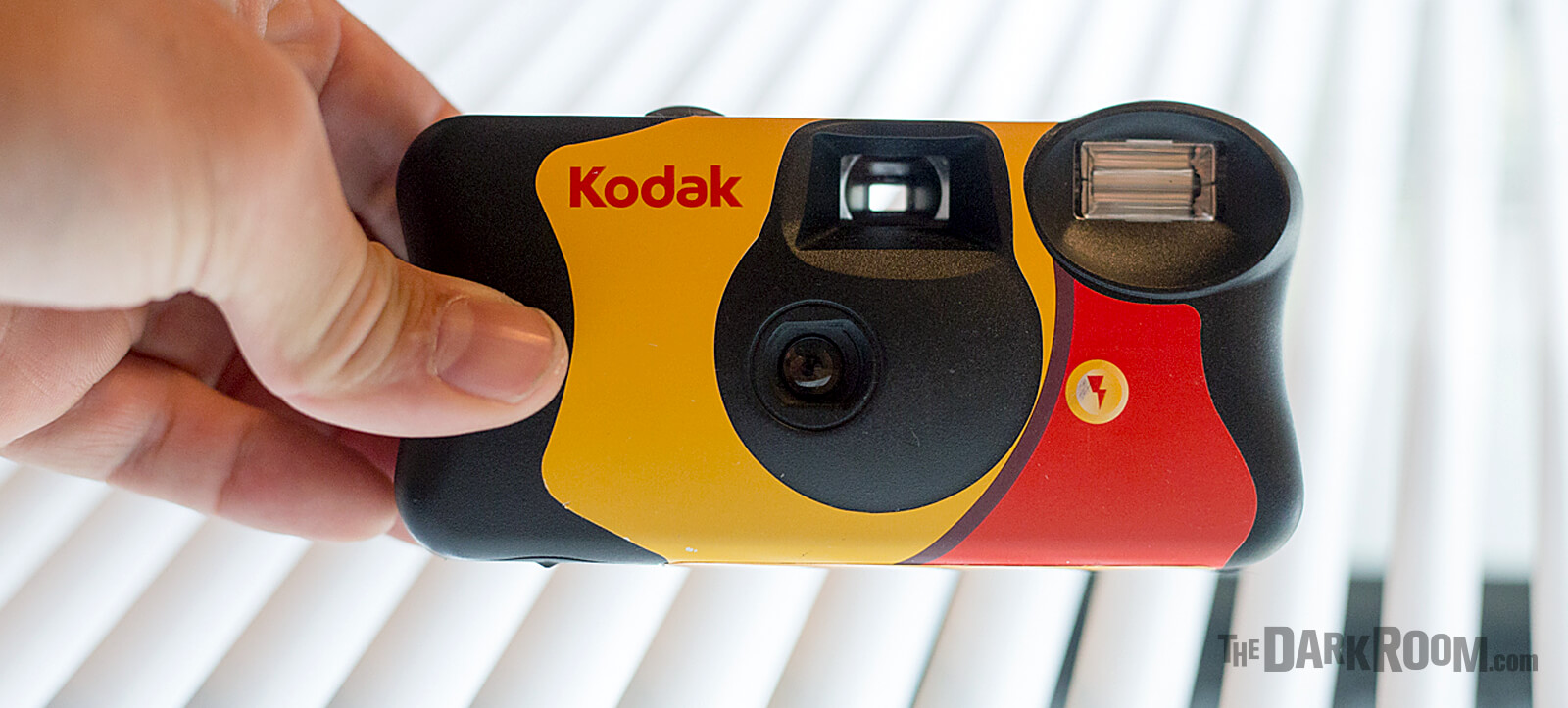 Kodak FunSaver Disposable Camera Review