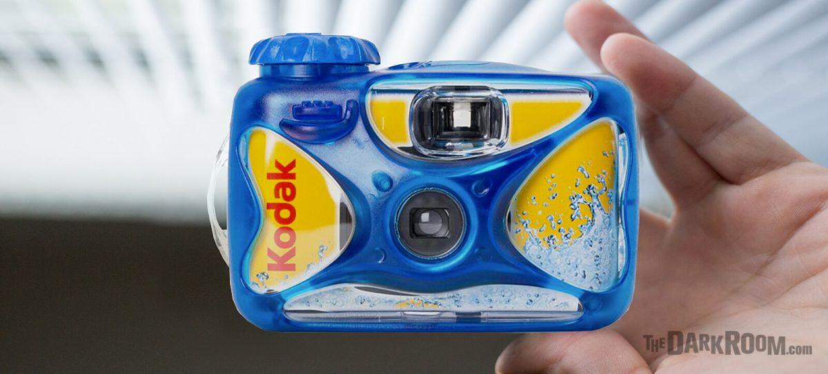 Kodak Water & Sport Waterproof Disposable Camera