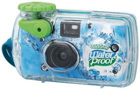 富士快拍防水相机