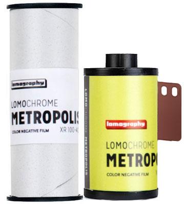 LomoChrome Metropolis 35mm 120 film