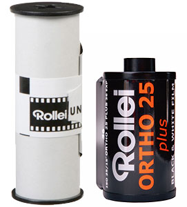 rollei ortho 25 plus