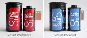 Cinestill-50Daylight-&-800Tungsten-film