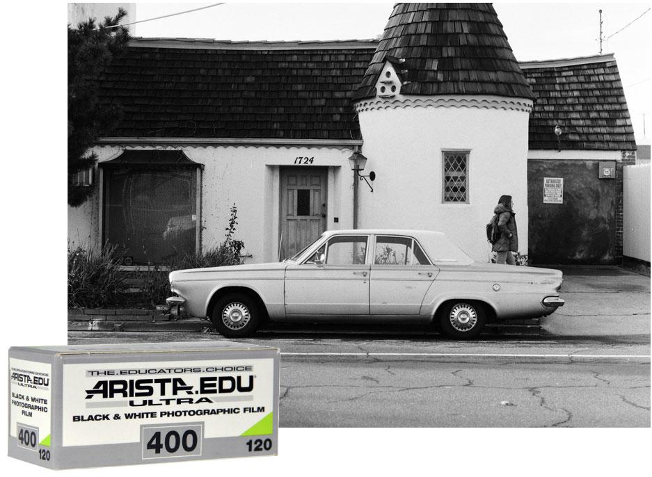 Arista Edu Ultra 400 Film
