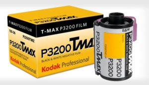 Kodak Professional T-MAX P3200 Film