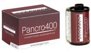 Bergger Pancro 400 film image