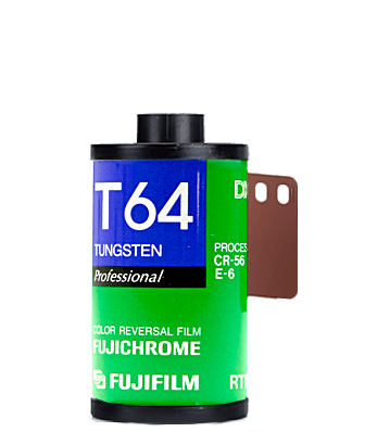 Fujifilm T64.