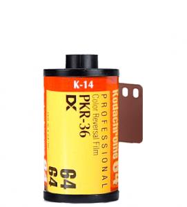 柯达PKR 35mm胶片