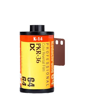 Kodak PKR 35mm film