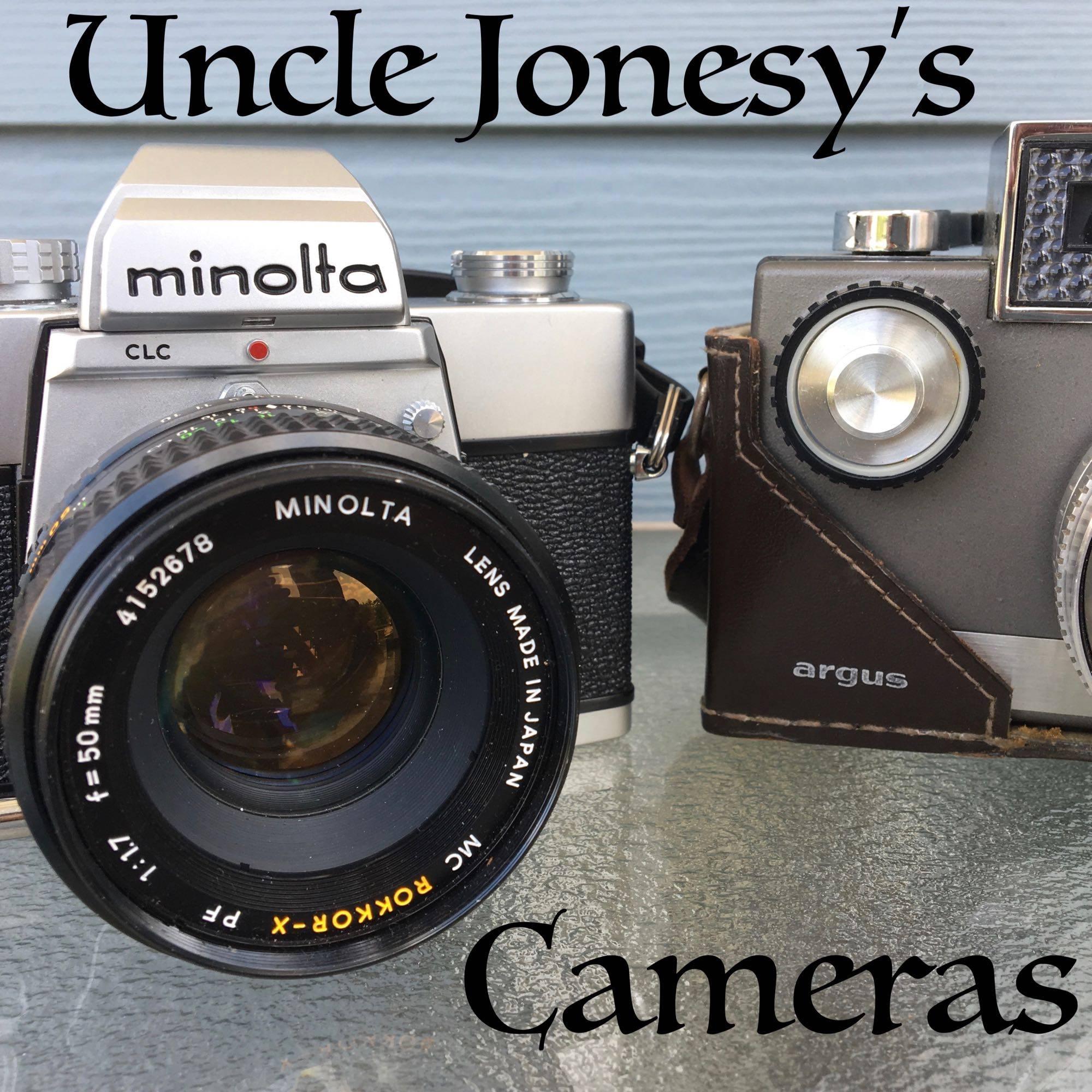 琼斯蒂叔叔的相机