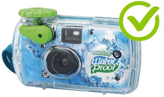 最好的水下相机