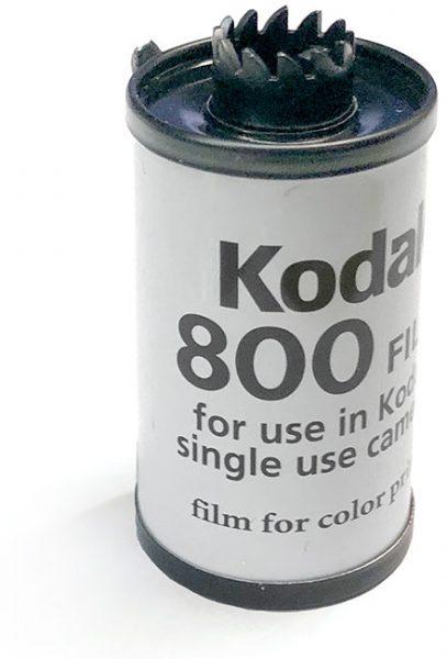 柯达一次性相机胶卷