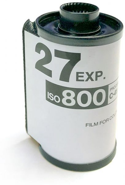 fuji Disposable Camera Film