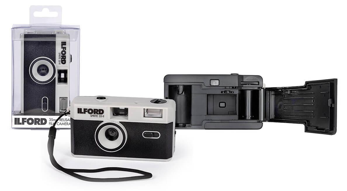 Ilford Sprite 35 II Film Camera